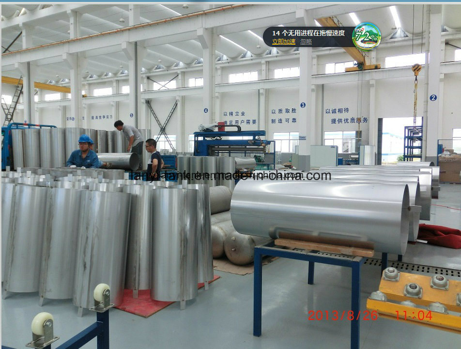 ASME Approved 15m3 Liquid Nitrogen Oxygen Argon CO2 Storage Tank with Valves