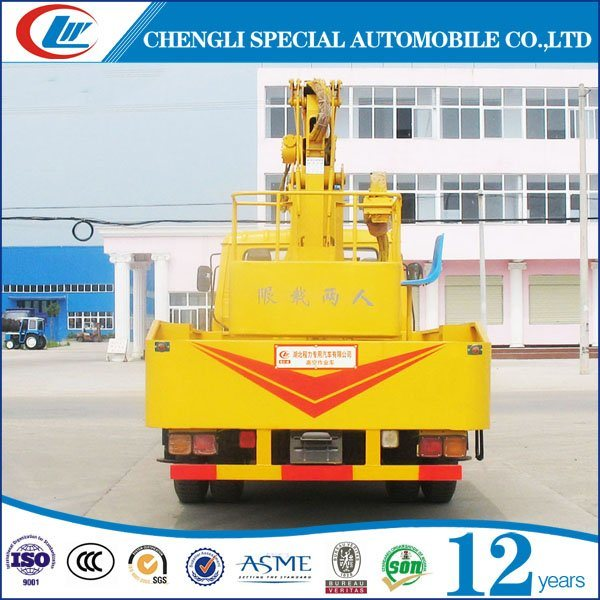 4*2 High Altitude Aerial Working Truck for Sale