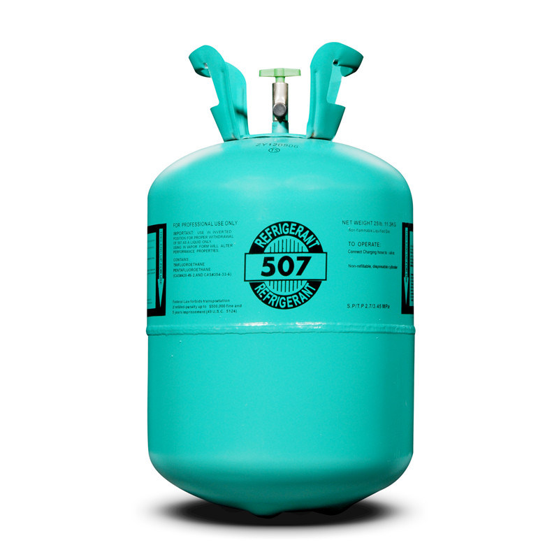 Mixed Refrigerant Gas R507 Used for Air Conditioning