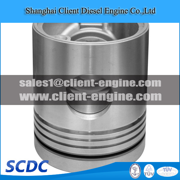 Piston for Nissan Diesel Engine (Qd32/Qd32t/Qd32ti)