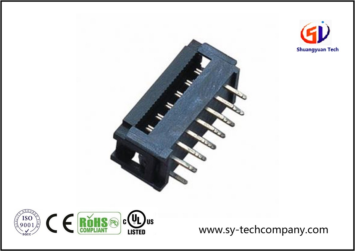 Wire to Board Connector with Micro Match Box Header SMT