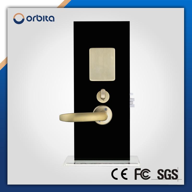 Split Model Star Hotel Digital Door Lock, RFID Door Lock, Electronic Door Lock