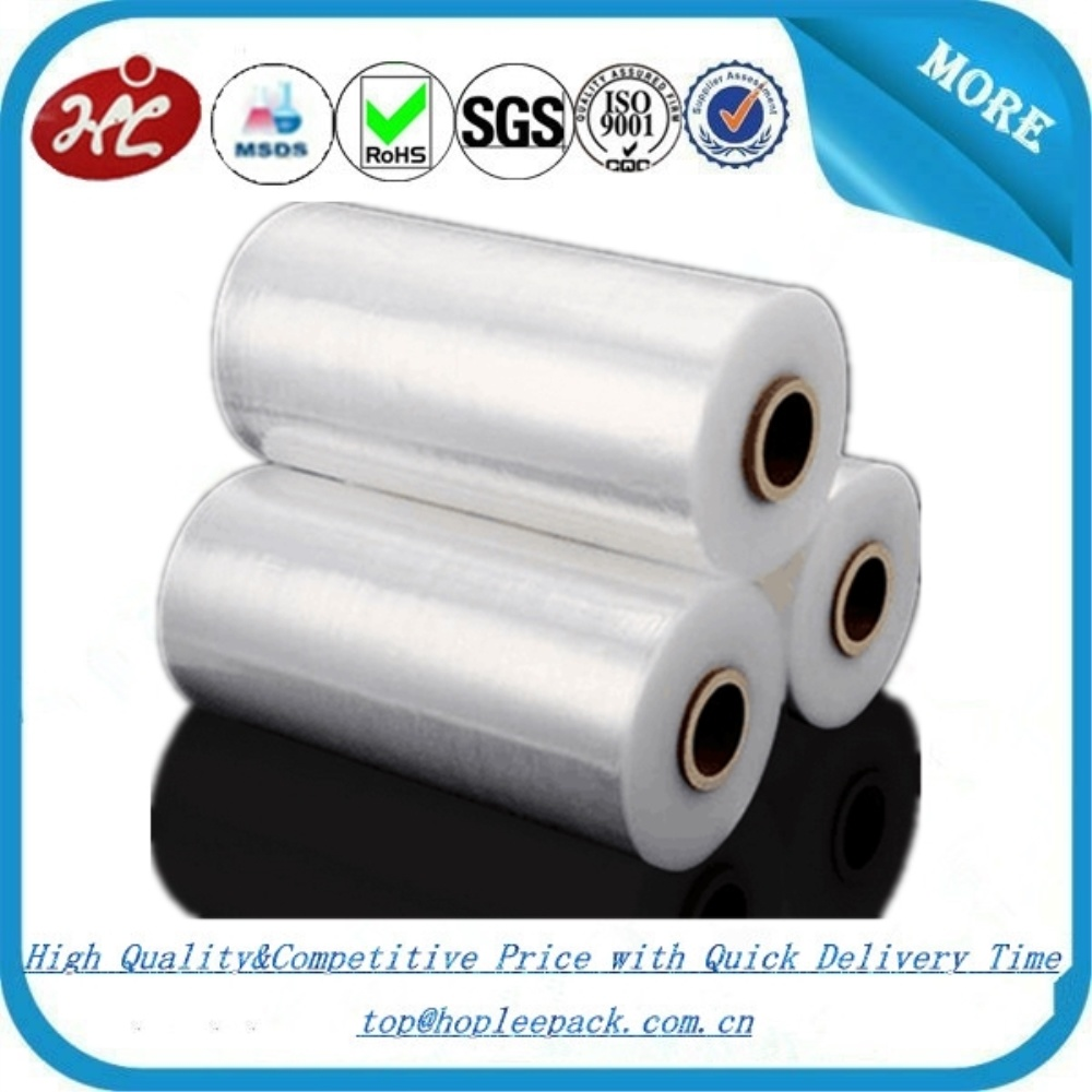 Jumbo Stretch Film for Rewinder