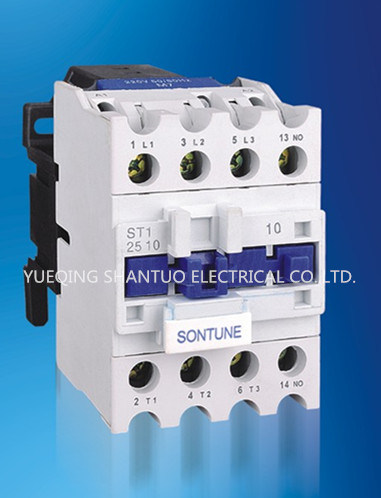 Sontune St1-3210 3p 4p AC Contactor 9A to 85A New Model