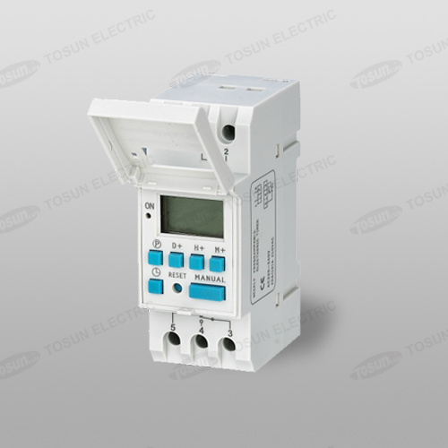 Programmable Digital Timer with Transparent Cover
