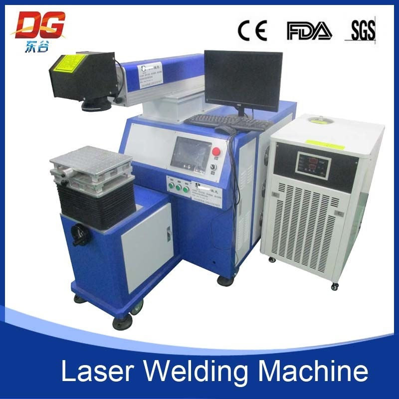 China 200W Scanner Galvanometer Laser Welding Machine