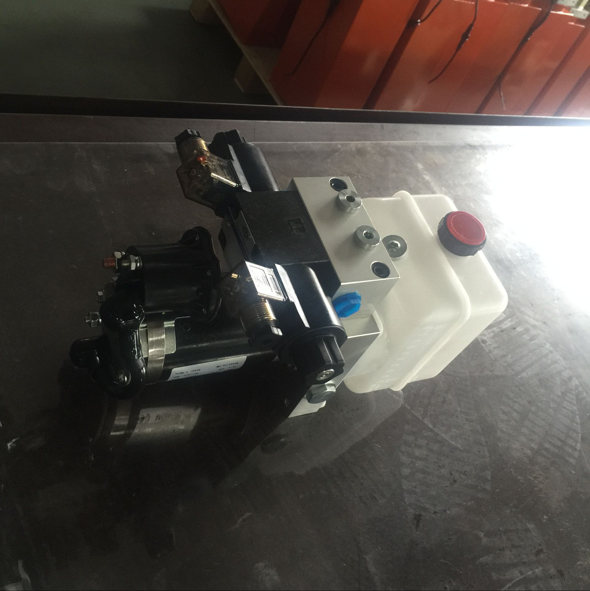 DC 24V 500W Mini Hydraulic Power Pack