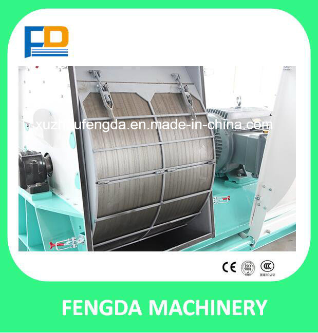 Grinding Mill, Fine-Grinding Hammer Mill--Feed Machine