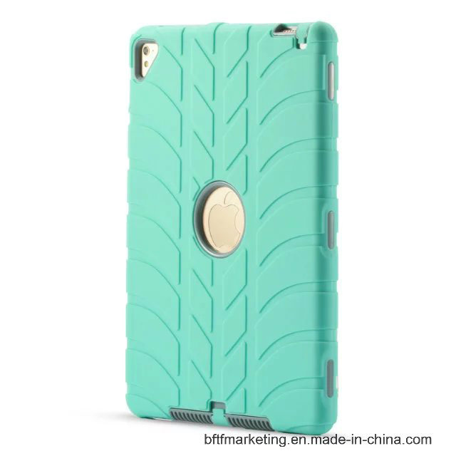 Michellin Tyre Pattern Combo Heavy Duty Full Protection Case for All iPad Series
