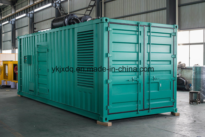 Cummins Engine 360kw/450kVA Container Type Silent Diesel Electric Generator