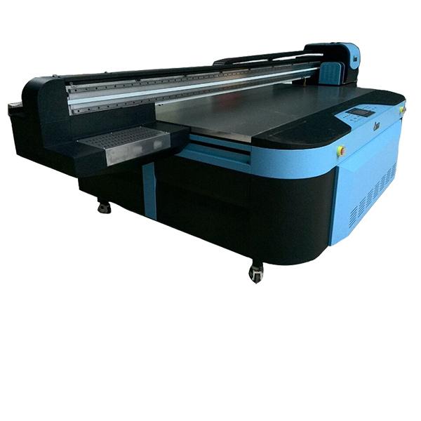 High Quality 8feet Richo G5 Printhead Industrial UV Glass Printing Machine