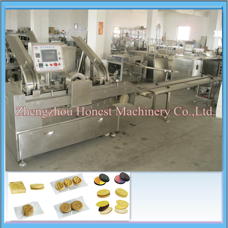 High Quality Automatic Sandwich Biscuit Machine