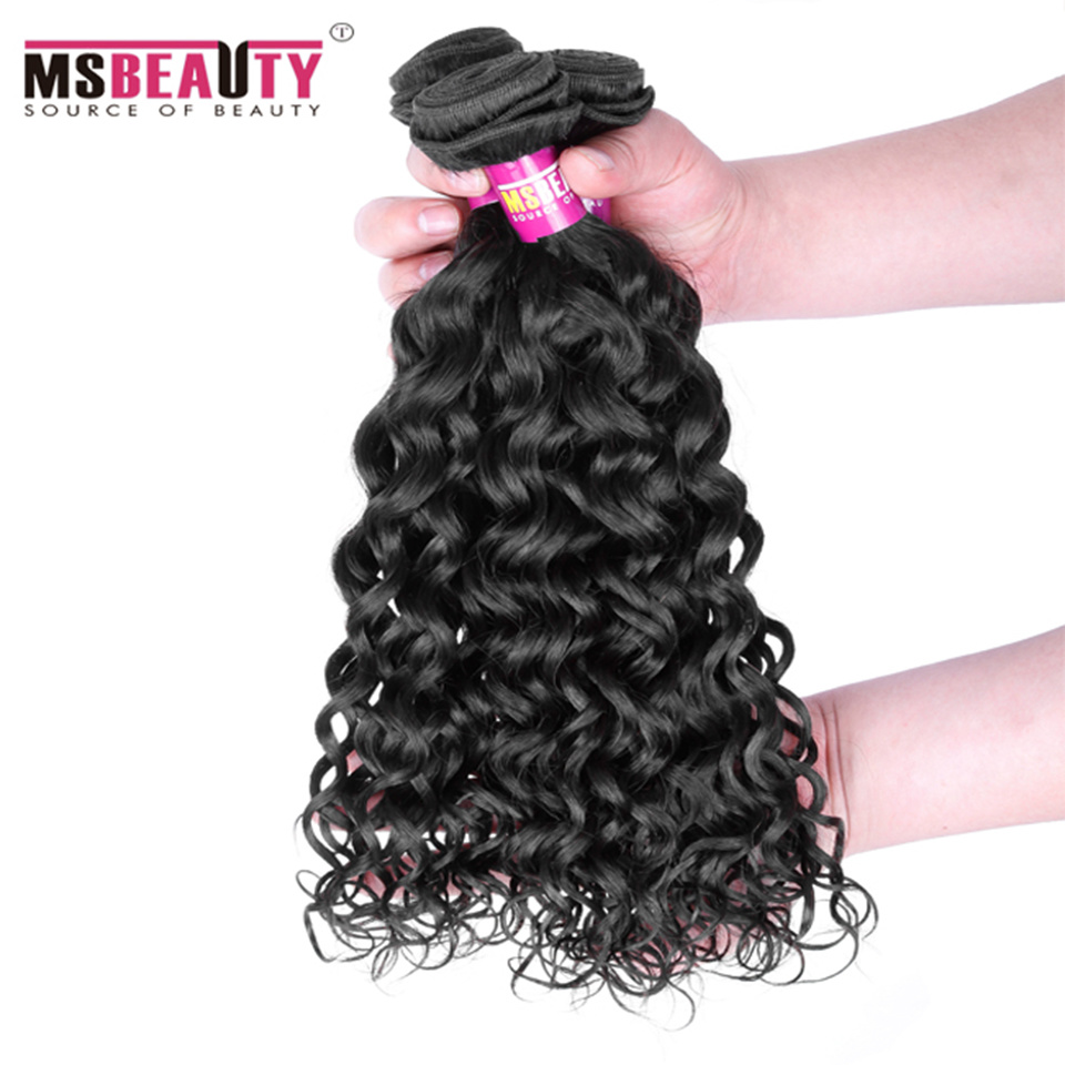 Wholesale Unprocessed Human Hair Italian Curl Hair Weft