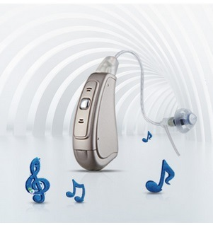Ce&FDA Digital Hearing Aid Itc 8 Channels, Sound Amplifier Manufacturer
