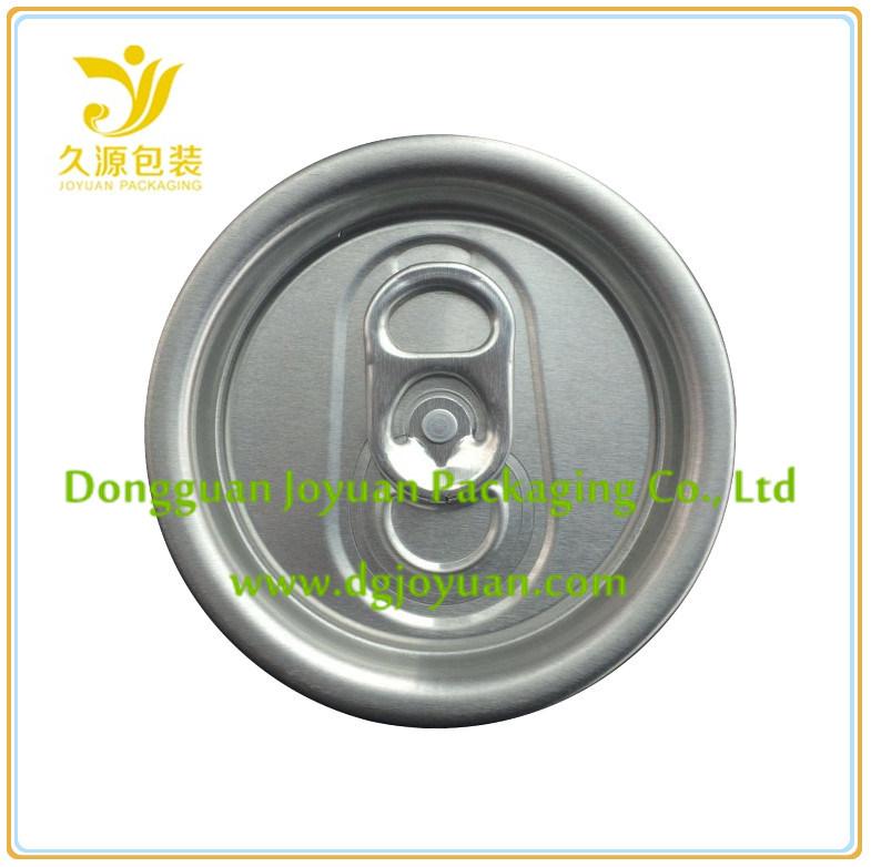 Eco-Friendly Sot Beverage Lid Aluminum Easy Open End Eoe
