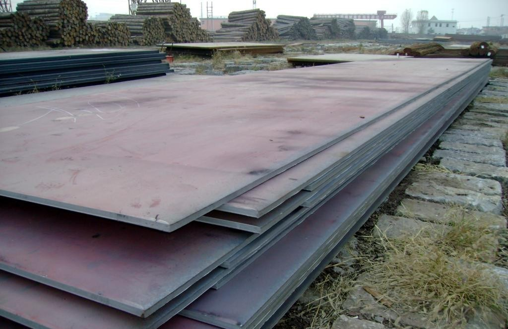 Boiler and Pressure Vessel Steel Plate A285grc