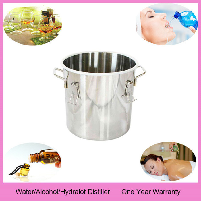 New 18L/3gal Home Brewing Kit Stainless Steel Fresh Water Making Purification Machine
