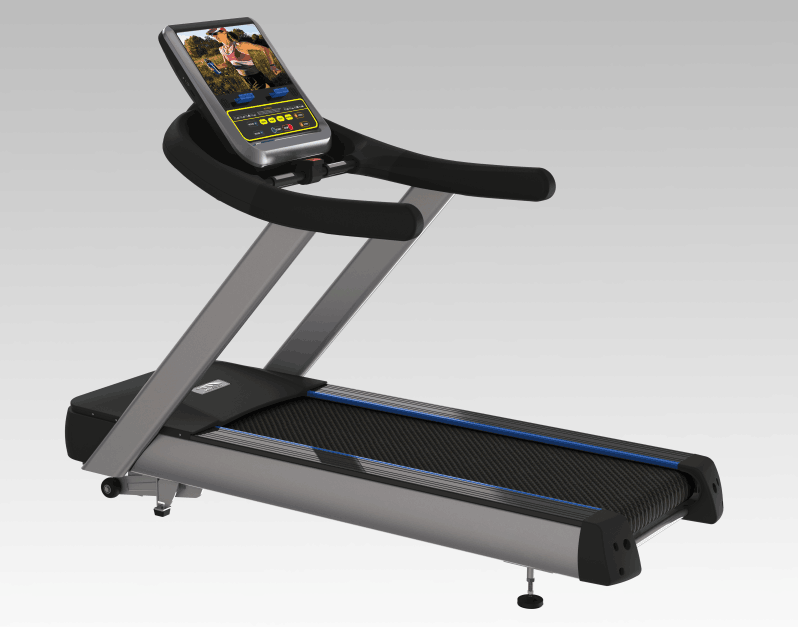 7.0HP AC Motor Fitness Equipment Gym Treadmill with Manufactory Price