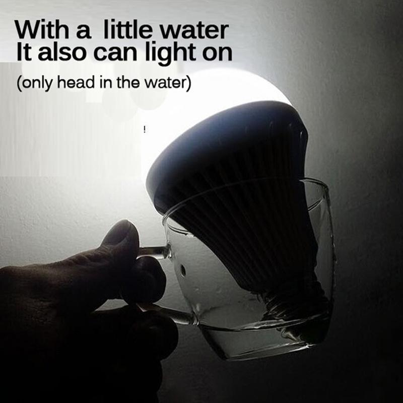15W LED Emergency Bulb Lamp>8 Hours Emergency Time