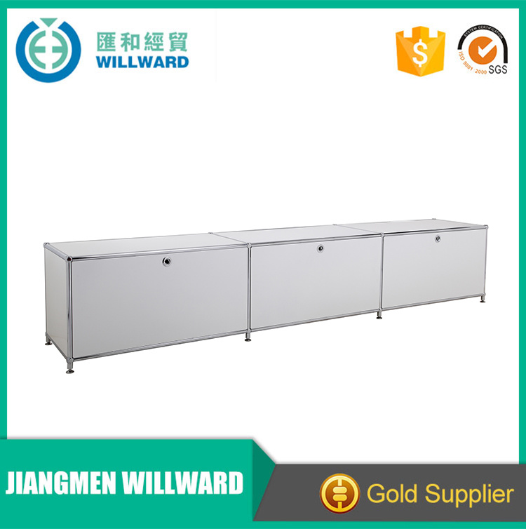 High Quality Office Furniture Transcube 3 Drawer Steel Filing Cabinet