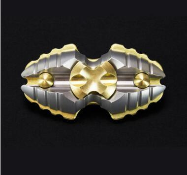 New Style Egyptian Worms Hand Spinner EDC Fidget Spinner