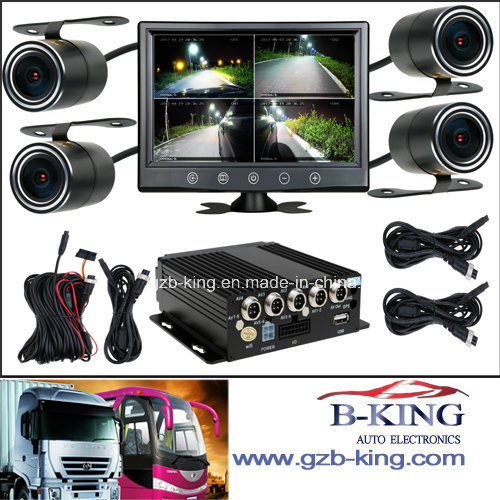 "New Bus Truck Van 10.1"" Rear View System DVR (with night vision)"