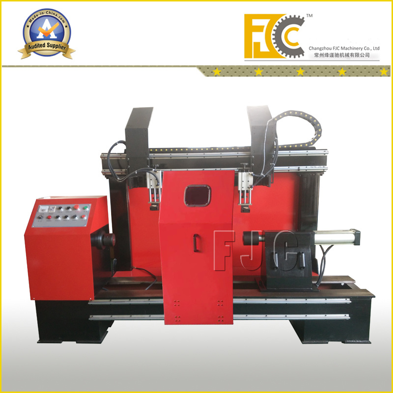 Cylindrical Stainless Steel Tank Welding Machine