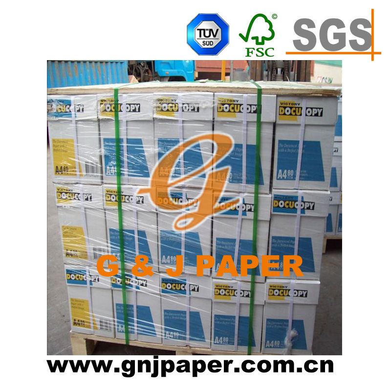 Good Quality A4 Size Copi Paper 80GSM for Sale