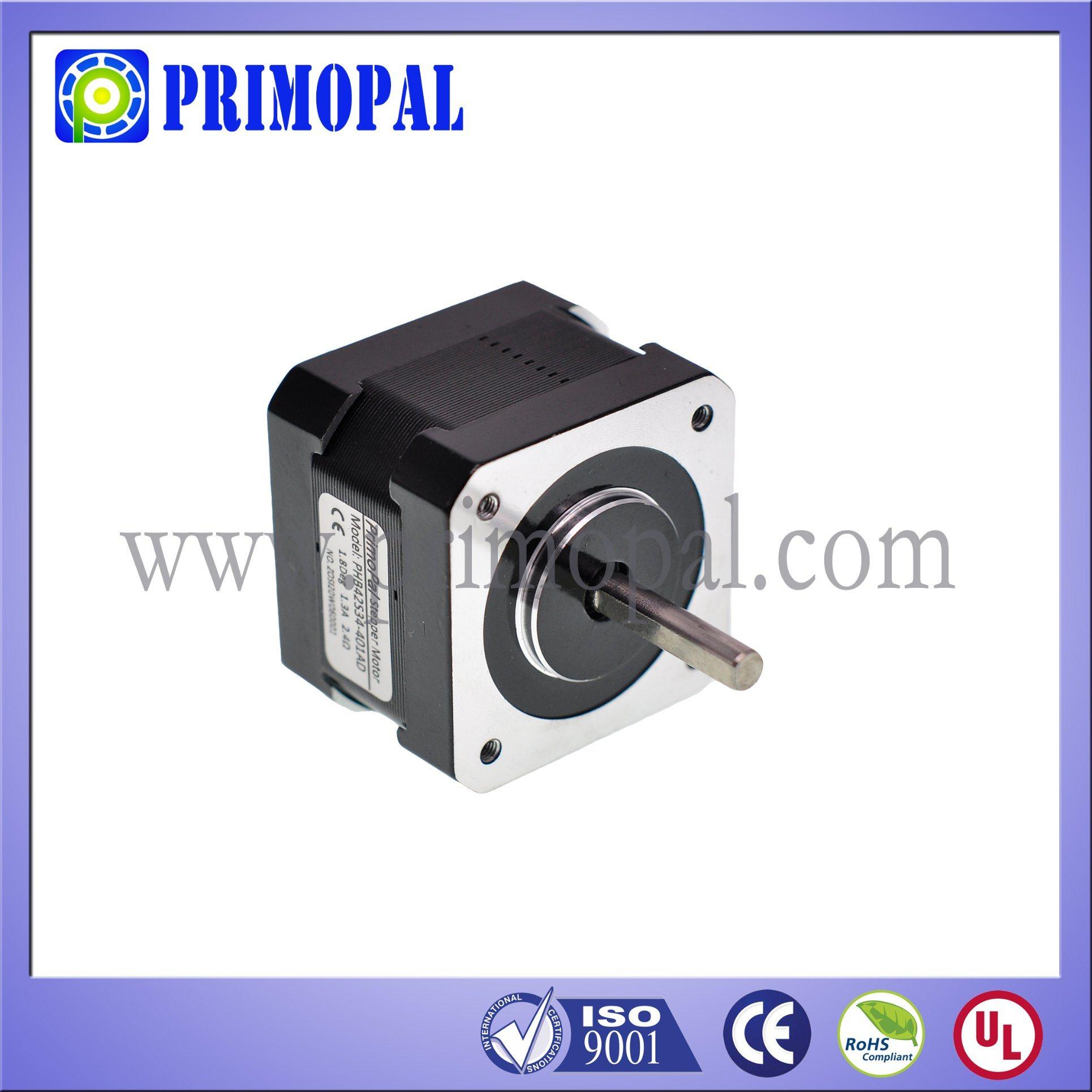 High Precision NEMA 17 Stepper Motor for CNC Applications