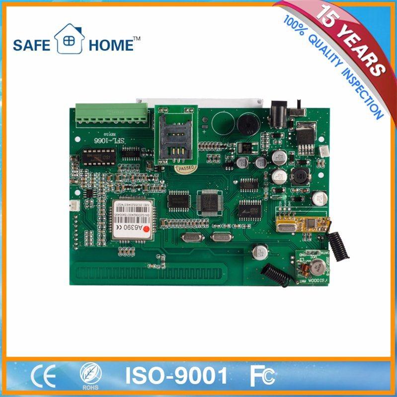 APP Control GSM Home Control Panel Burglar Security Alarm System