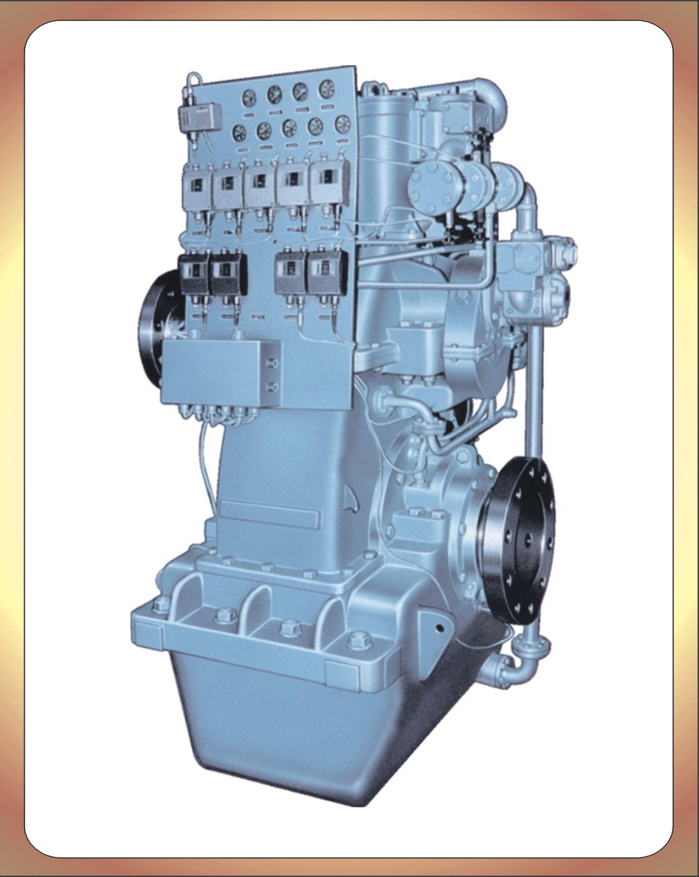 Gc-Series Marine Gearbox