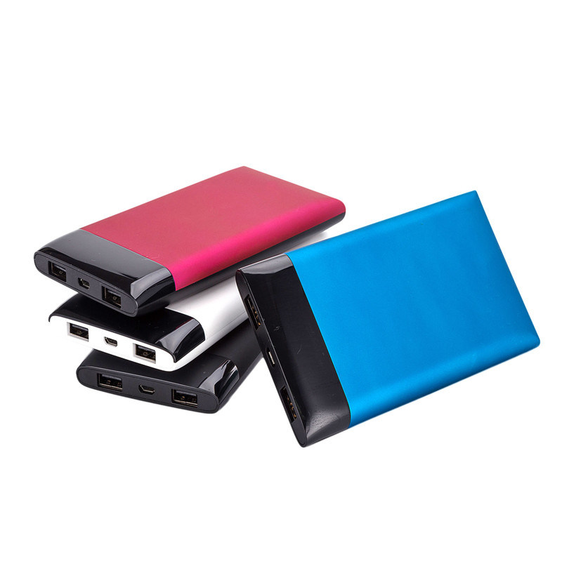 10000mAh New Hot Portable Mobile Phone Power Bank Phone Charger 2 USB