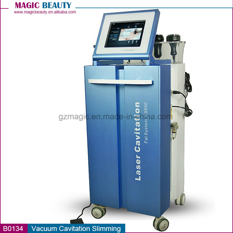 B0134 Vertical 4 in 1 Cavitation Lipolaser Lose Weight Machine for Salon with Ce