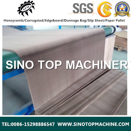 Cardboard Honeycomb Core Machine for Honeycomb Board