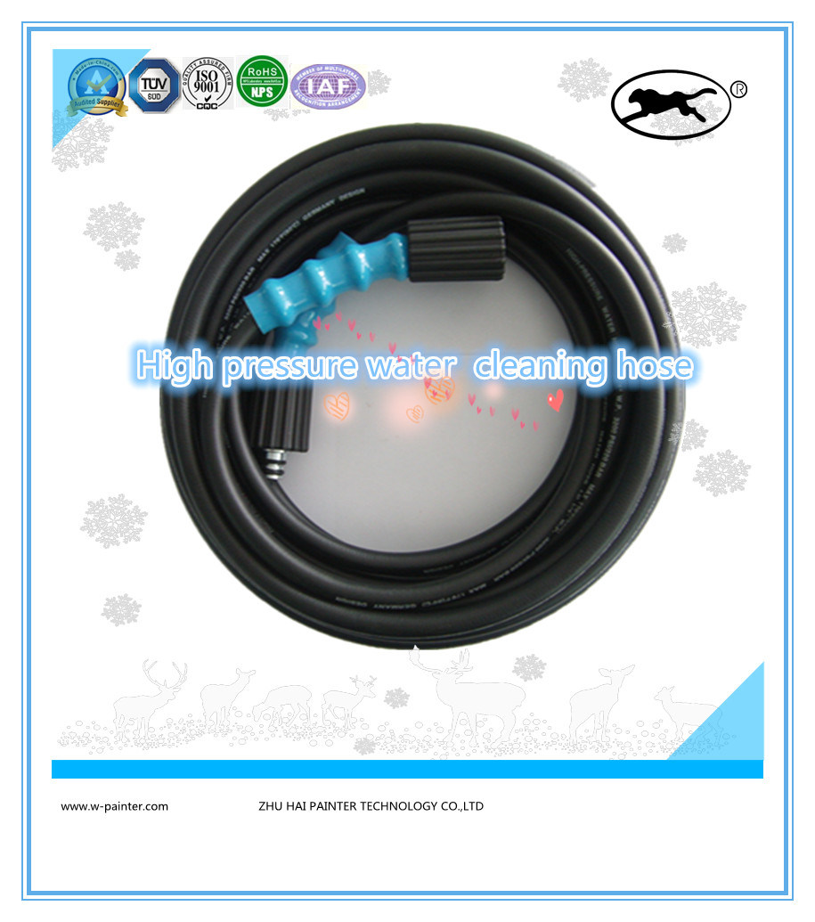High Pressure Water Cleaning Hose for Car Garden