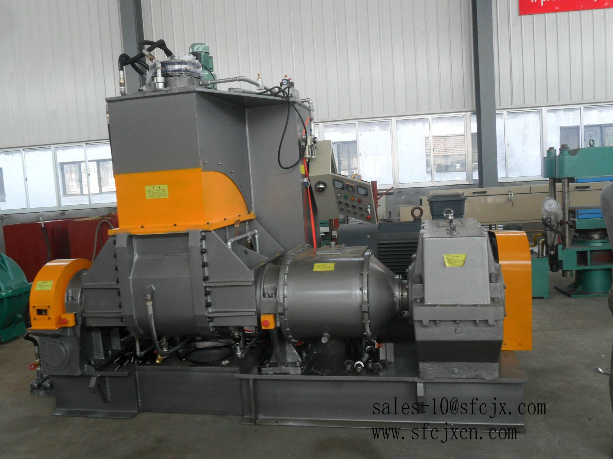 Hot Sale Rubber Kneader with Ce ISO9001