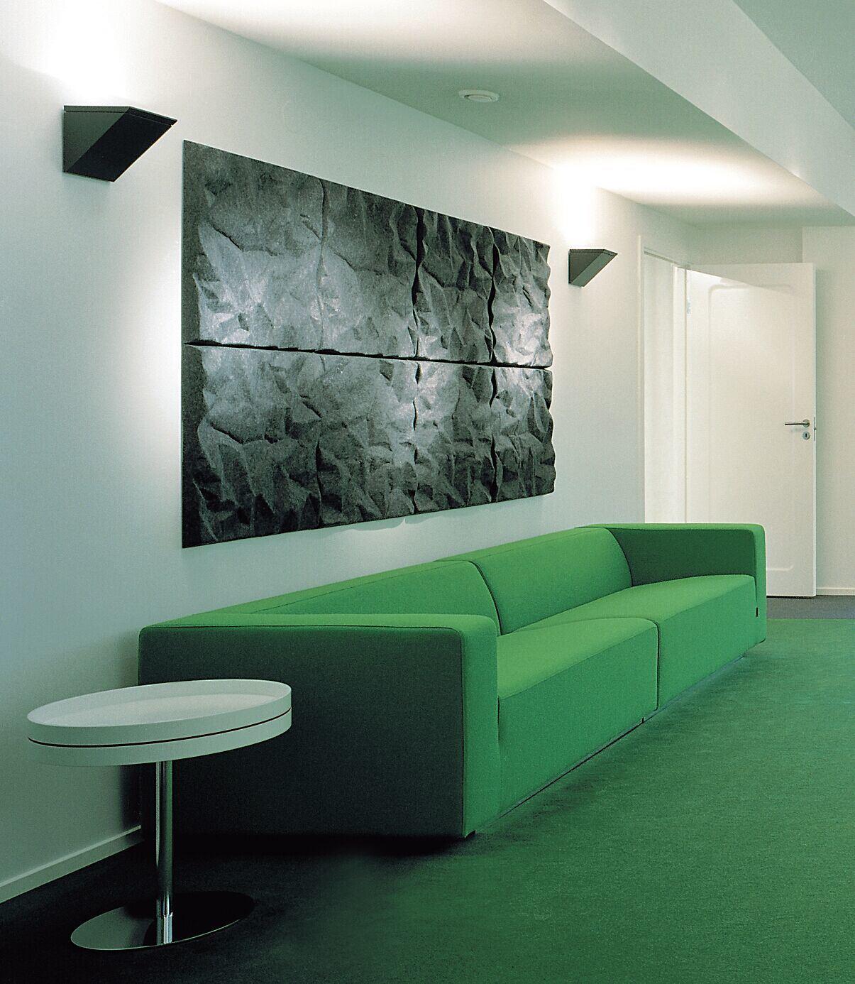 E0 Class Environmental Guarantee Polyester Fiber Acoustic Board