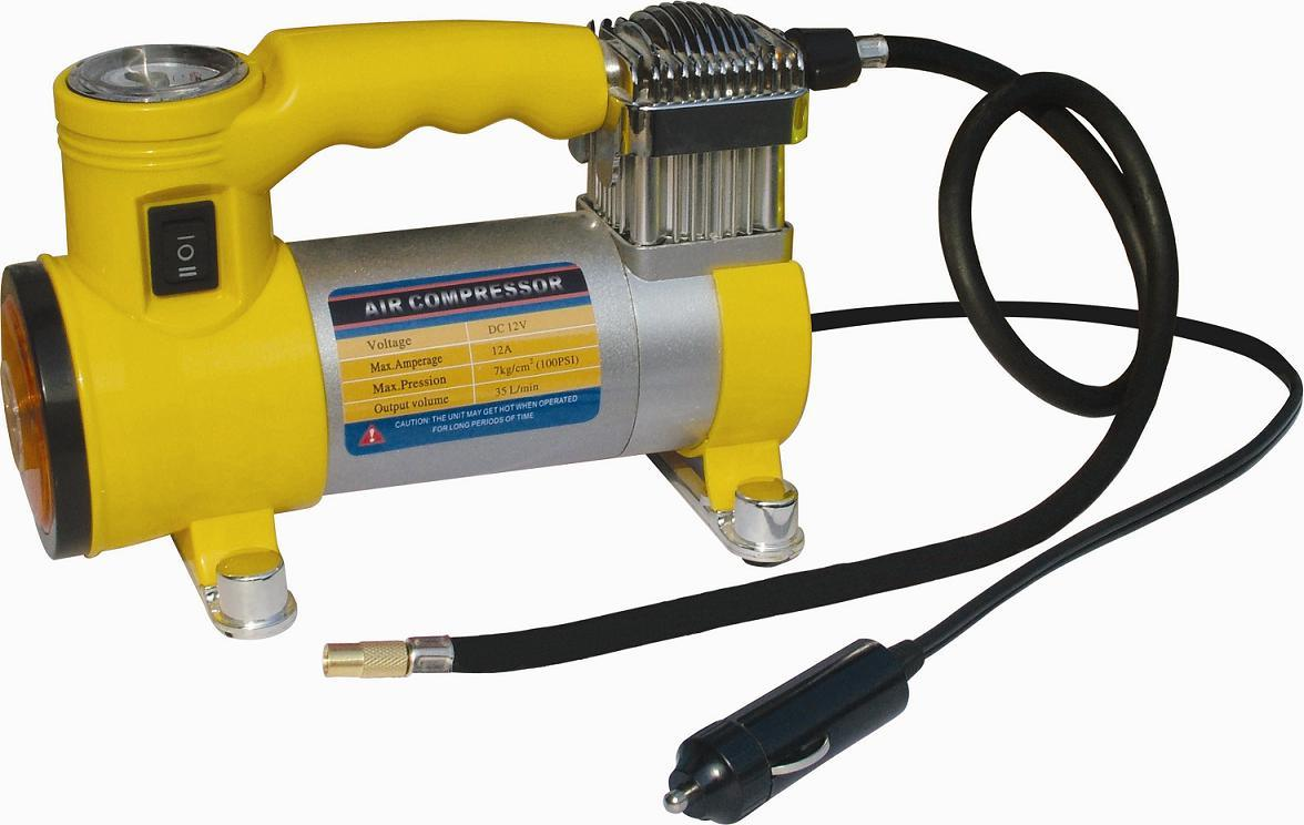 China Metal Car Air Compressor  Fy-8808