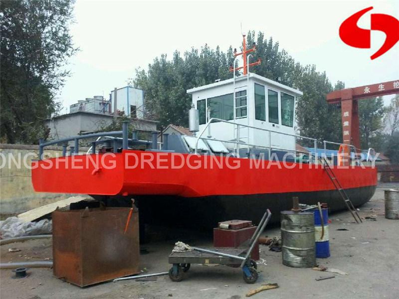 Anchor Boat for Dredging Vessel