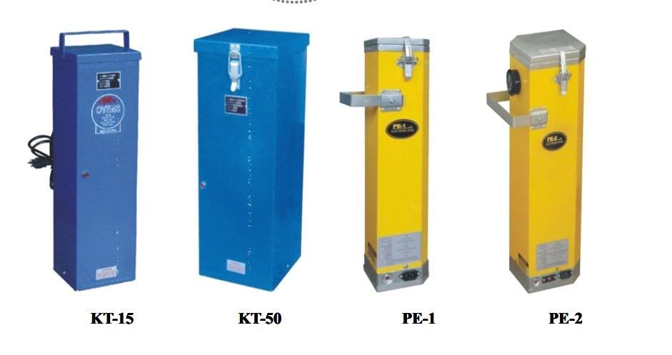 Keenovens Type Portable Electode Dryer Welding Rod Ovens