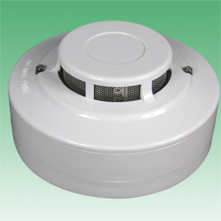 Conventional Photoelectric Smoke Detector for Fire Alarm Control Panel Usage (SD119)