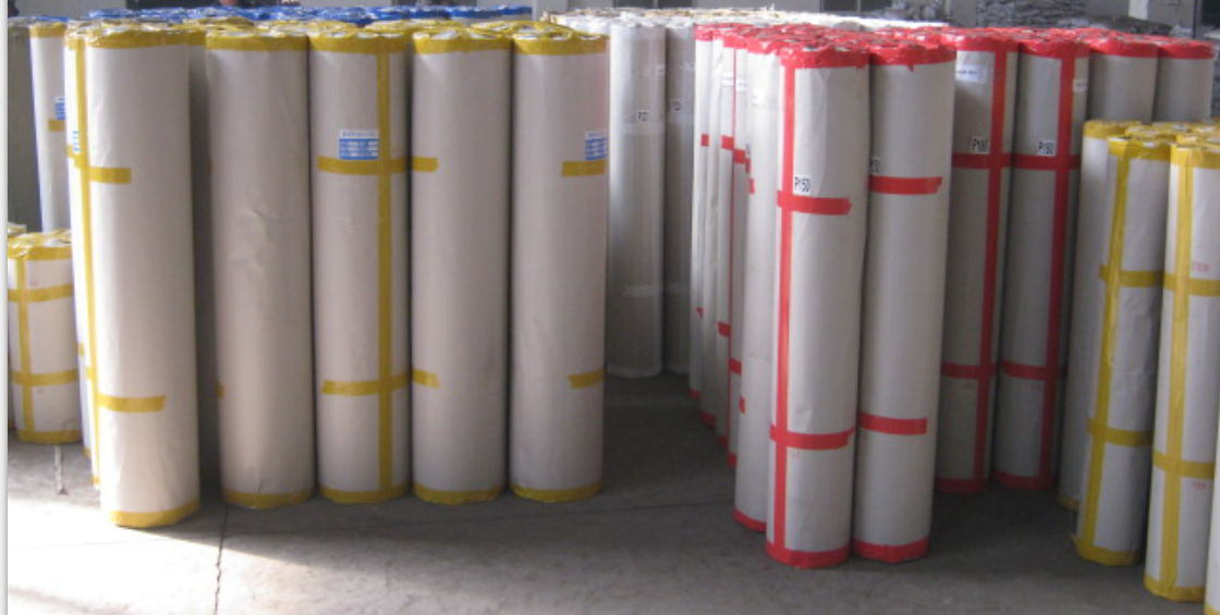 Flexible Coated Abrasive Cloth Jumbo Roll