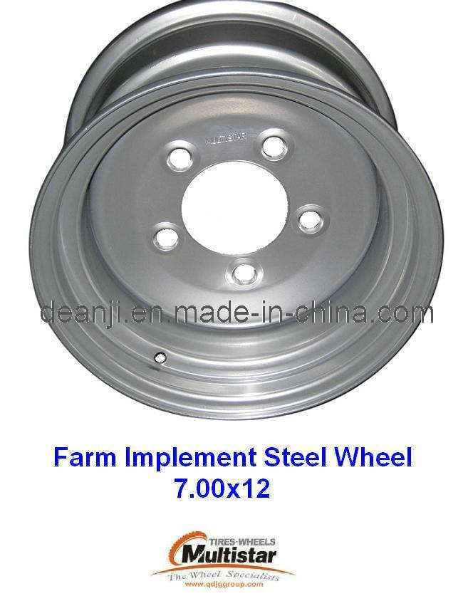 Implement Wheel Rim 7.00-12,10.5-12, 9.00x15.3,13.00x15.3