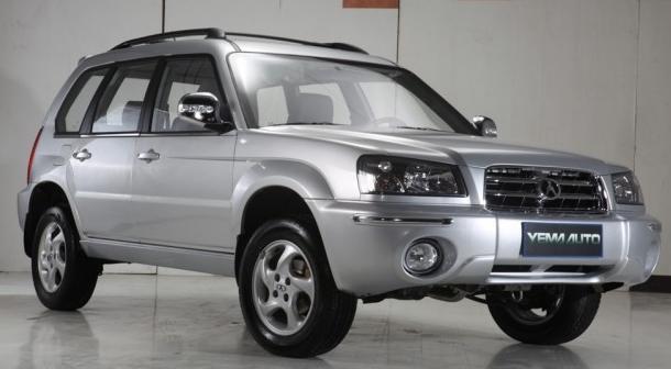 china yema cuv car sqj6451b china cuv car automobile. Black Bedroom Furniture Sets. Home Design Ideas