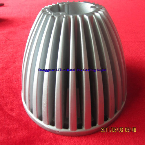 Aluminum Die Casting for LED Downlight Housing and Parts