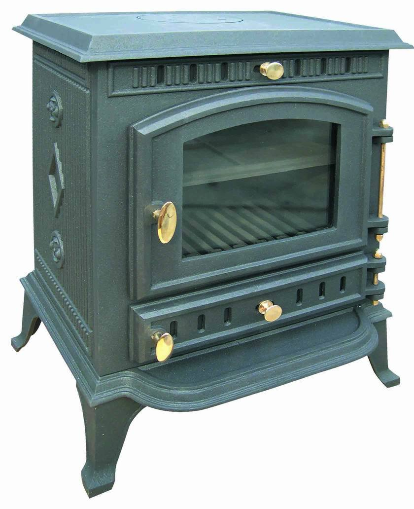 Wood Fireplace, Home Appliance, Cast Iron Stove (FIPA010)