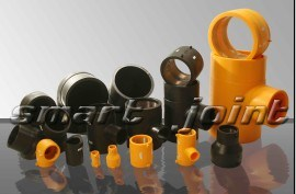 HDPE Fitting (Electrofusion Tee) SDR11 or 17