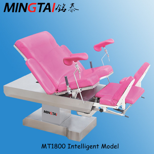 Mt1800 (cosy) Electric Multifunction Gynaecology Obstetric Operation Table with CE