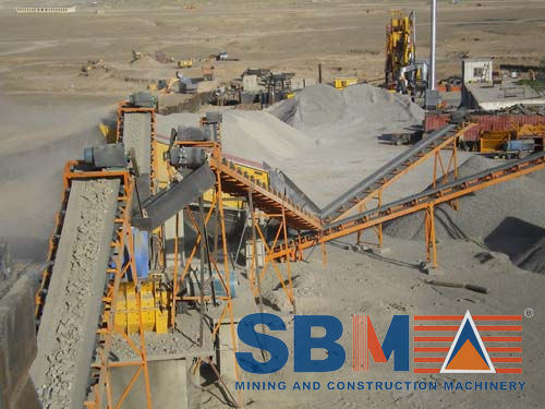 500T/H - 600T/H for Hard Rocks/Stones/Minerals - China Sand Making ...