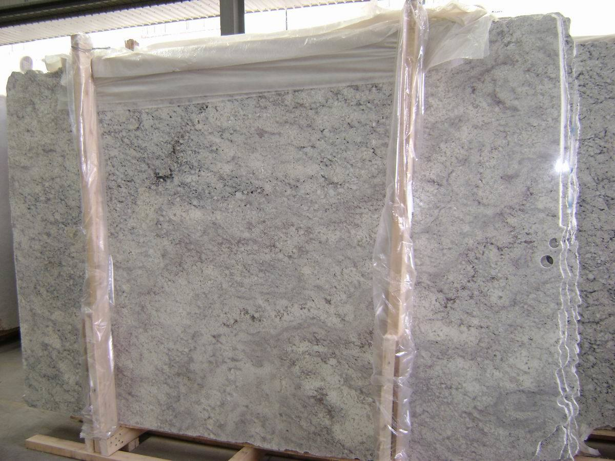 China Bianco Romano Granite Slabs China Granite Slabs